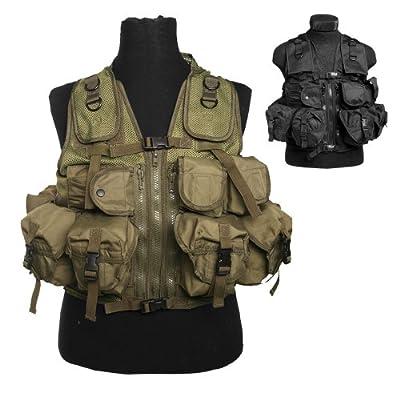 Einsatzweste Tactical 12Ta. Multitarn von Mil-Tec auf Outdoor Shop