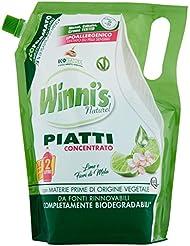 Winni's Piatti Ecoricarica Lime - 1 Litri