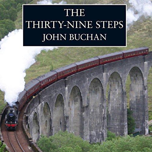 The Thirty-Nine Steps  Audiolibri