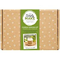 Simply Make - Kit de manualidades (tamaño único), multicolor