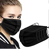 Loxxo® 4 Ply Disposable Face Masks (Pack of 25) Export Quality Non Woven Fabric Mask With 4 Layer Protection and Comfortable