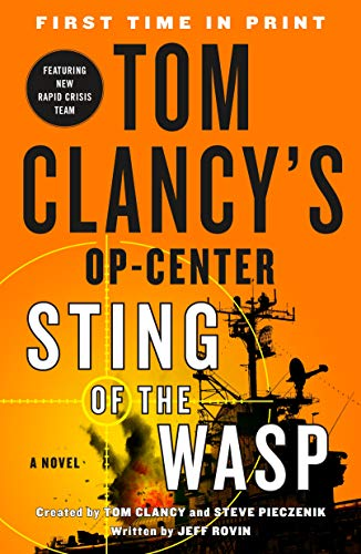Tom Clancy's Op-Center: Sting of the Wasp (English Edition)