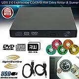 Bositools - Grabadora para DVD y CD (LIGHTSCRIBE, puerto USB 2.0)