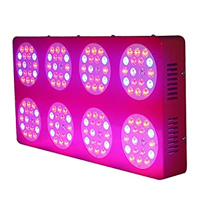 GreenSun Znet8 144*5w 700w Led Grow Light for Indoor Growing Medical Plants