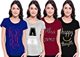 #10: Ladies Pack of 4 T shirt ( season IV - Combo 2 )