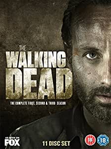 The Walking Dead - Season 1-3 [DVD] [2010]
