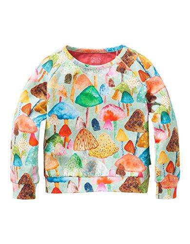 oilily-yf16gje005-t-shirt-fille-multicolore-mehrfarbig-green-73-104-cm