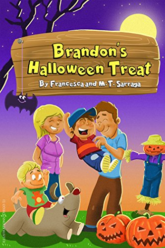 Brandon's Halloween Treat (English Edition)