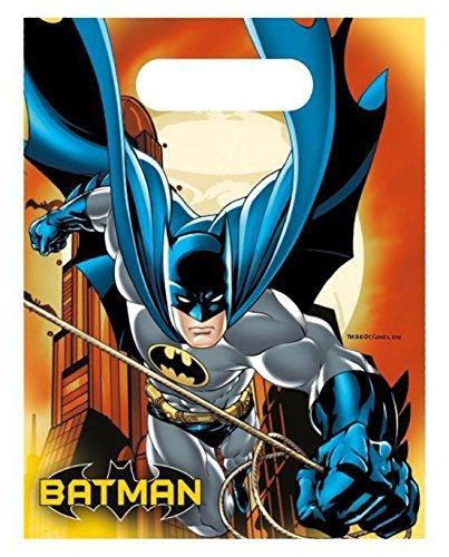 Batman Party-Einladungen Batman Birthday Party Supplies