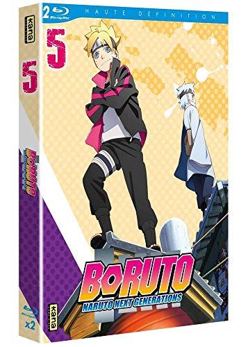 Coffret boruto : naruto next generations, vol. 5, épisodes 66 à 80 [Blu-ray] [FR Import]
