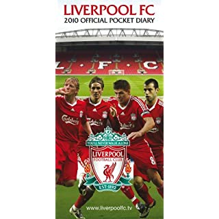 Official Liverpool FC 2010 Diary