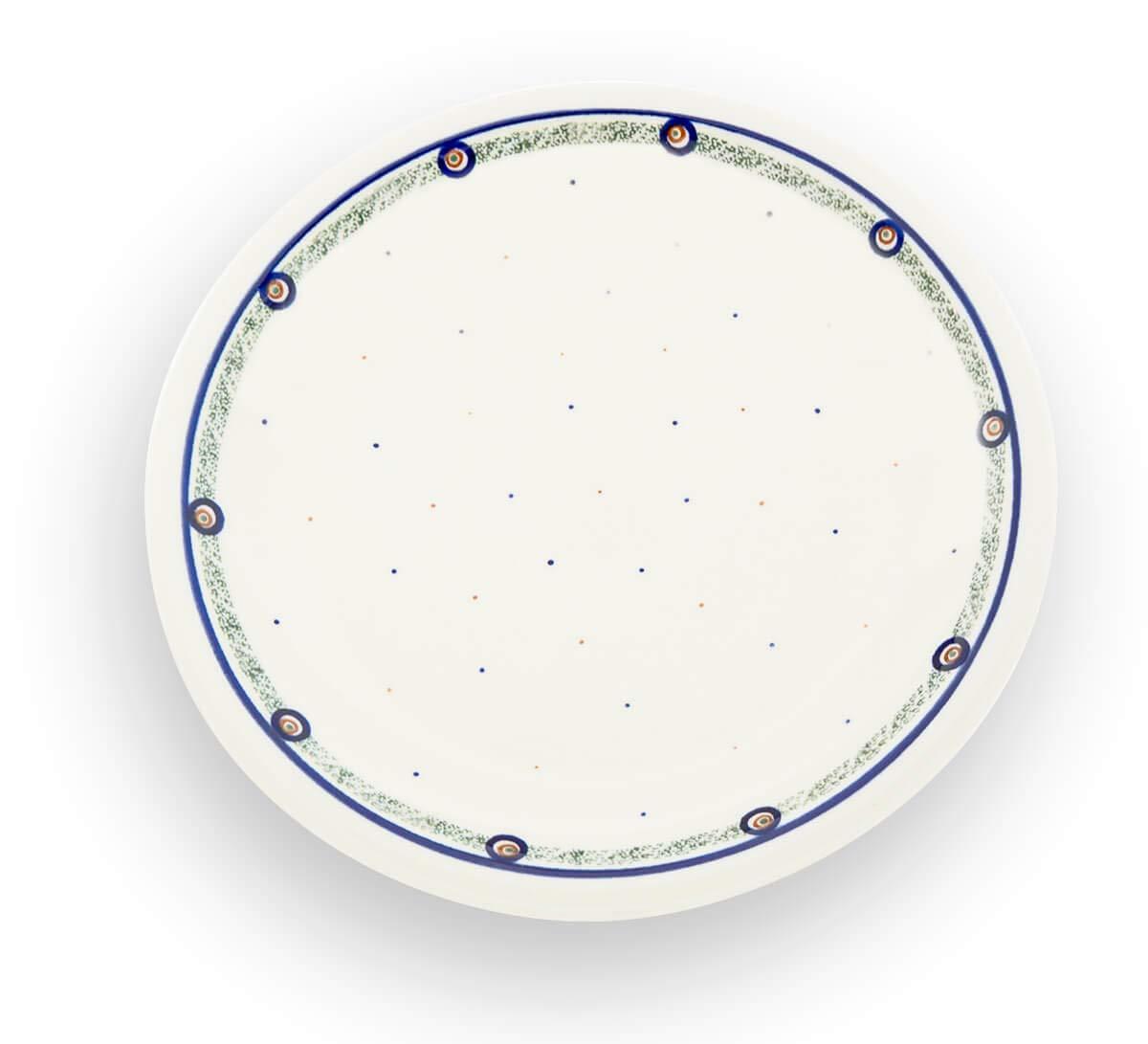 Bunzlauer keramik assiette plate repas gU 1001–114)