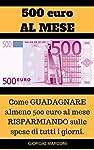 500 euro risparmiati sono 500 euro guadagnati!Questo libro contiene moltissime idee che ho utilizzato per risparmiare oltre 500 euro al mese sulle spese di tutti i giorni senza rinunce di nessun tipo.Buona lettura e soprattutto buon risparmio!