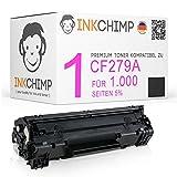 Toner ersetzt HP CF279A CF-279-A, passend für HP LaserJet Pro M12a, HP LaserJet Pro M12w, HP LaserJet Pro M26a, HP Lase