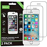 Best Iphone 5c Screen Protectors - iSOUL [2 Pack] Screen Protector for iPhone 5 Review