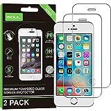 Best Amazon iPhone 5s Screen Protectors - iSOUL [2 Pack] Screen Protector for iPhone 5 Review