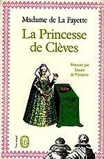 La princesse de cleves de Fayette Madame de la
