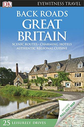 Great Britain Back Roads (DK Eyewitness Travel Guide) por Vv.Aa.