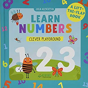 I Learn Numbers (Clever Playground)