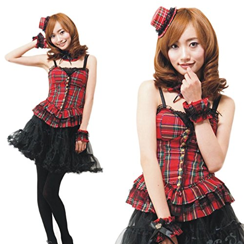 TYERY Japanische Und Koreanische Studenten Geladen (Tanz Kostüme Koreanische)