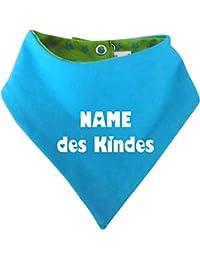 und Kinder Wende Halstuch I love dad//in 7 Designs//Gr/ö/ßen 0-36 Monate KLEINER FRATZ mitwachsendes Baby