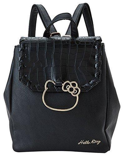 【Hello Kitty】 Sacs portés dos en métal (pour les femmes adultes) sac à dos 253740
