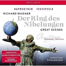 Wagner: Der Ring/ Great Scenes (Ring Cycle Highlights) (Christian Thielemann , Albert Dohmen, Ralk Lukas) (Opus Arte: OACD9011D) by Albert Dohmen
