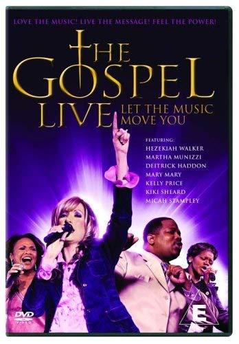 The Gospel Live [UK Import]