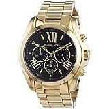 Michael Kors MK5739 - Reloj de pulsera Unisex, Acero inoxidable, color Oro