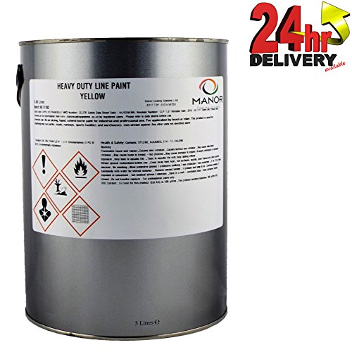 manor-industrial-domestic-heavy-duty-road-floor-line-marking-paint-5-litre-yellow-fast-drying-high-b