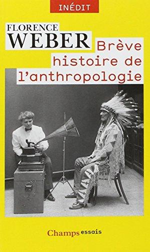 Brve histoire de l'anthropologie