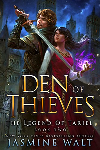 Den of Thieves: a Reverse Harem Fantasy (The Legend of Tariel Book 2)