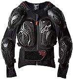 Alpinestars Youth Bionic Action Jacke, Jungen, schwarz/rot