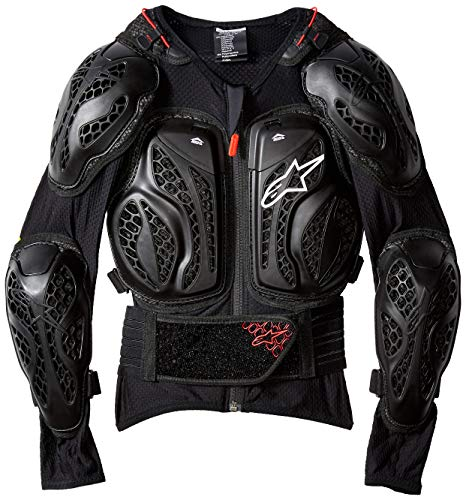 Youth Bionic Action Giacca Nero Rosso S/M
