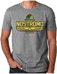 35mm - Camiseta Hombre Nostromo-Alien