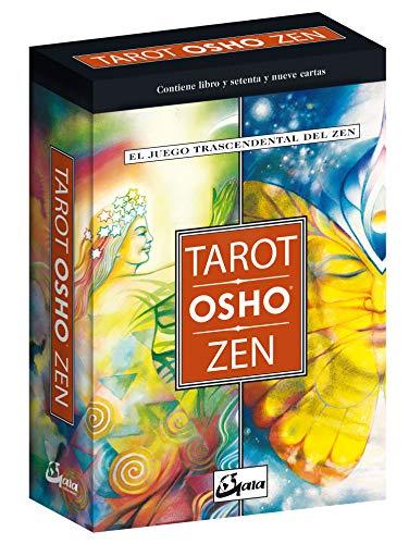 Tarot Osho zen : el juego trascendental del zen (Tarot, oráculos, juegos y vídeos)