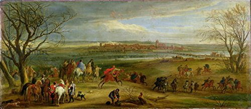 poster-bild-120-x-50-cm-view-of-the-siege-of-dole-14-february-1668-after-1668-oil-on-panel-bild-auf-