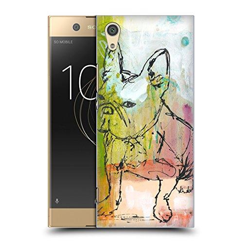 Offizielle Wyanne Einstellung Tiere Ruckseite Hülle für Sony Xperia XA1 / Dual