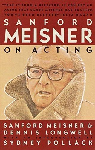 Sanford Meisner on Acting par Sanford Meisner