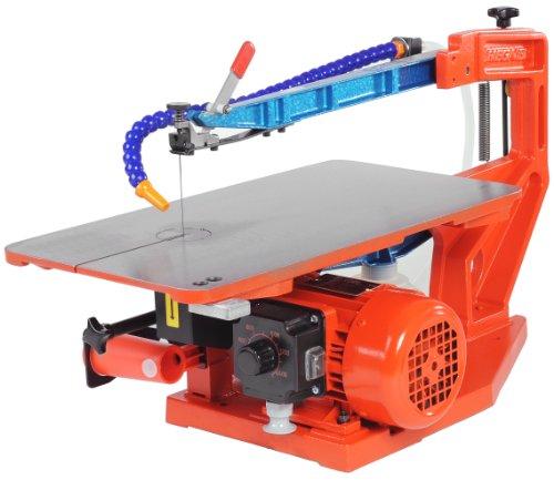Hegner Dekupiersäge Multicut SE (Säge elektrisch 400 - 1400 U/min; Durchgang: 46 cm; Höhe 65 cm) 01840000