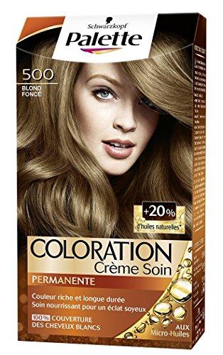 Palette - Coloration Permanente Blond Foncé 500