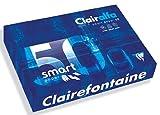Clairefontaine Kopierpapier 'smart paper'/1932C DIN A4 500 Kopierpapier 50 g/qm