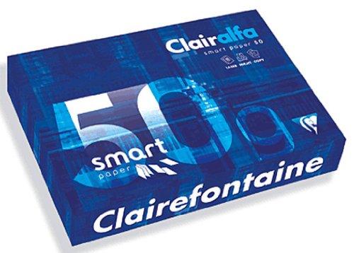 """Clairefontaine Kopierpapier \""""smart paper\""""/1932C DIN A4 500 Kopierpapier 50 g/qm"""