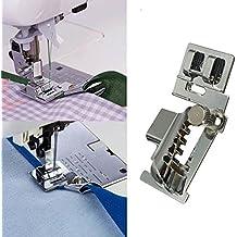 bureze hogar máquina de coser cinta al bies carpeta de anillas metal prensatelas accesorios para Brother