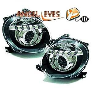 in. pro. 3405380Tête LED Angel Eyes