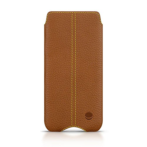 Beyzacases BZ05366 Zero Series Hülle für Apple iPhone 6/6S Plus tan Braun