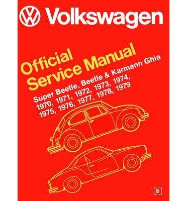 [(Volkswagen Super Beetle, Beetle & Karmann Ghia (Type 1) Official