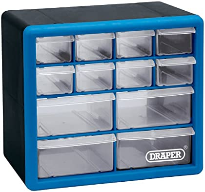 Draper 12014 - Organizador para herramientas con 12 cajones