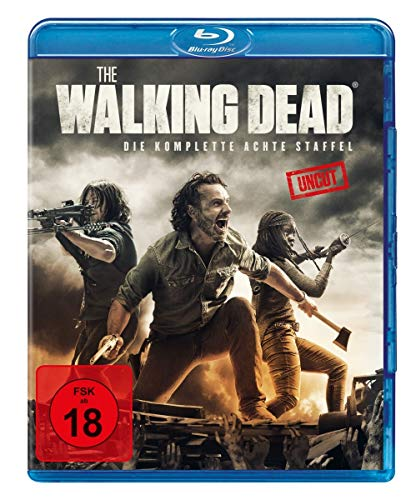 The Walking Dead - Staffel 8 - Uncut [Blu-ray]