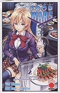 Food Wars 2. La reina del hielo y la tormenta de primavera par  No Soma Shukugeki
